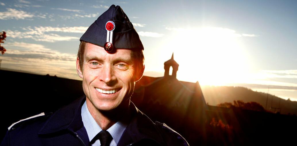 Rolf Folland blir ny sjef for Luftforsvaret