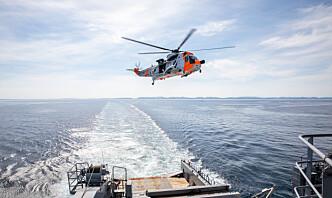 Avtale med Russland skal forhindre farlige episoder med fly og skip