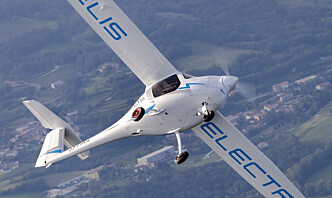 Det danske forsvaret anskaffer elektriske fly