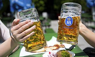Tyske soldater i Afghanistan må kvitte seg med 60.000 bokser øl