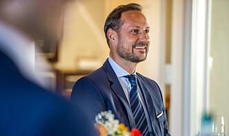 Kronprins Haakon deltar på årets veterankonferanse