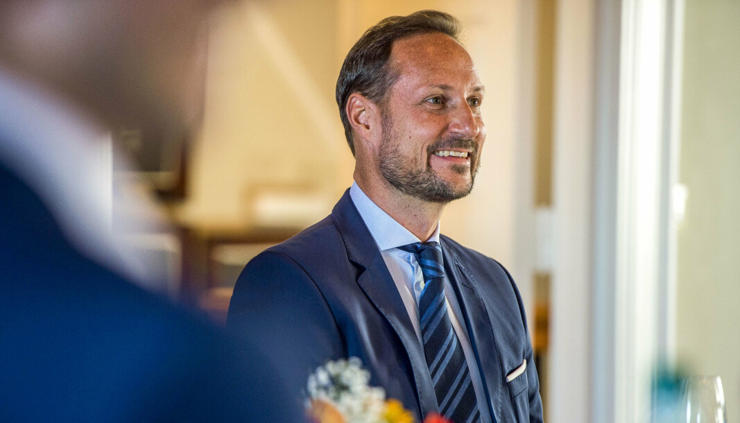 DIGITAL: 21. til 23 juni skal den årlige nasjonale vetrankonferansen avholdes, men på digitale flater. Kronprins Haakon deltar i intervju med en veteran.