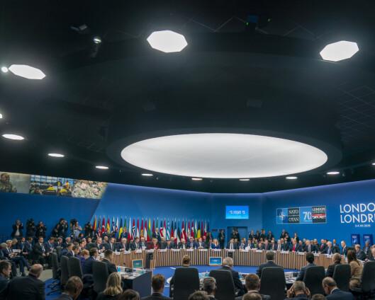 Baltiske land krever fortsatt Nato-tilstedeværelse før toppmøte
