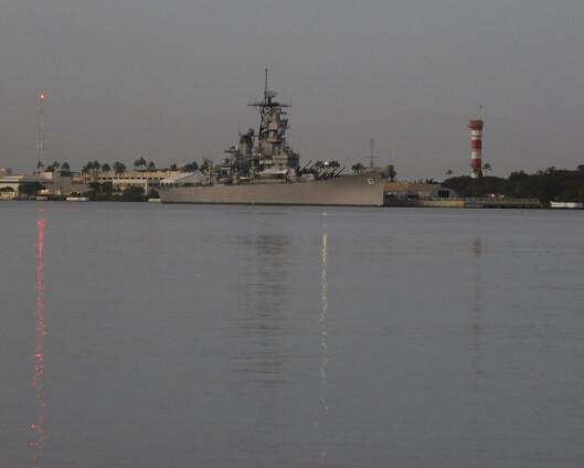 Trusselsituasjon ved Pearl Harbor avklart