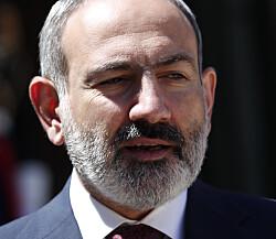 Armenias statsminister tilbyr sønnen i bytte mot krigsfanger