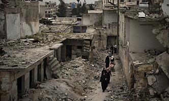 SOHR: våpenhvilen brutt i Idlib