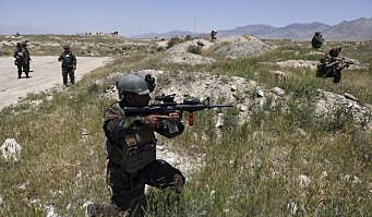 Taliban rykker fram mot to provinshovedsteder
