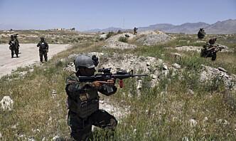 16 soldater drept av Taliban vest i Afghanistan