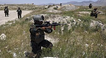 Taliban erobret viktig distrikt