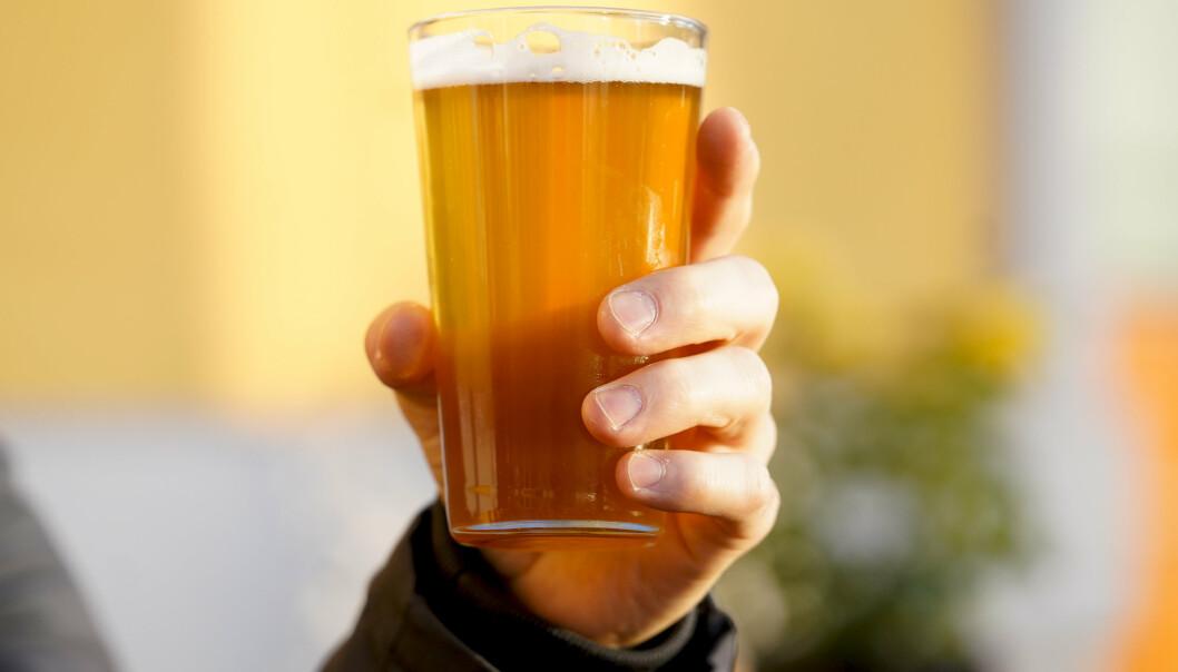 ALKOHOL: TVO forteller at det er mange soldater som anser muligheten til å nyte alkohol sammen på fritiden som et viktig velferdstiltak som fører til økt motivasjon og trivsel.