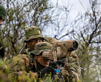 Norge når ikke Natos 2-prosentmål