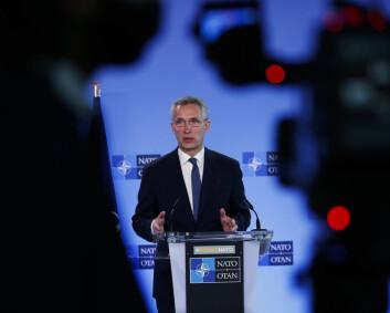 Stoltenberg: Kina er en utfordring for Nato