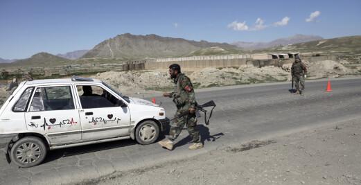 Taliban rykker fram i Afghanistan
