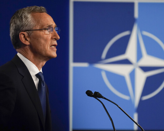 Kina anklager Nato for å skape konfrontasjon