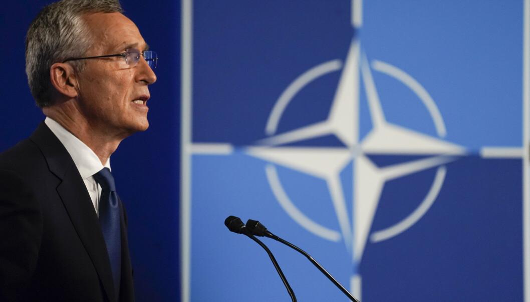 UTFORDRING: Kina forsøker å få kontroll over infrastruktur i Europa og USA, ifølge Natos generalsekretær Jens Stoltenberg.
