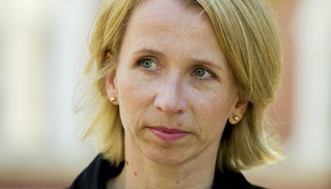 LEDER: Tingrettsdommer Astri Aas-Hansen foreslås som ny leder av EOS-utvalget.