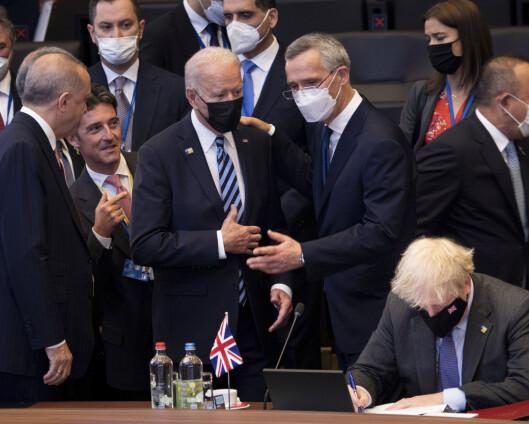 Slik er Natos plan for 2030