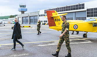 Forsvaret og norsk næringsliv skal sammen utvikle ny teknologi