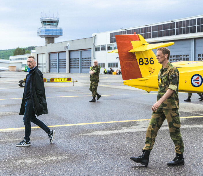 Forsvaret og norsk næringsliv skal sammen teste ny teknologi