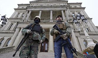 Ny amerikansk strategi mot innenlandsk terrorisme