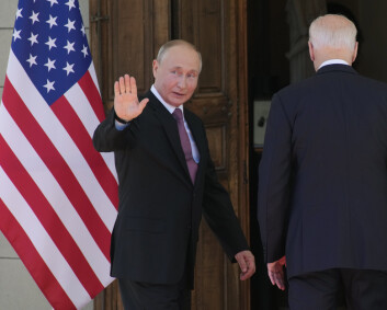 – Toppmøtet mellom Biden og Putin er viktig for Norge