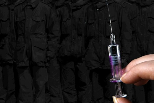 Gi soldatene i Litauen vaksine
