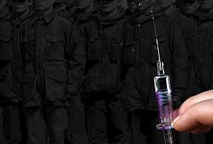 «Gi soldatene i Litauen vaksine»