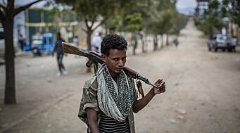 Splittet og krigsherjet Etiopia går til valg
