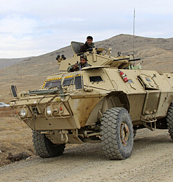Afghanske elitesoldater drept i Faryab-provinsen