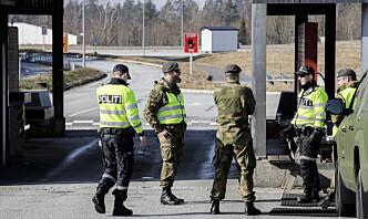 Politiet vil be Heimevernet om hjelp på Svinesund