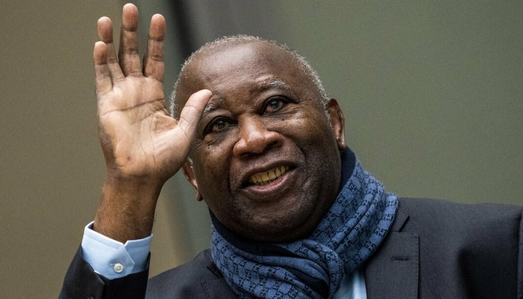 FRIKJENT: Elfenbenskystens tidligere president Laurent Gbagbo.