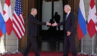 Kreml fornøyd med toppmøtet