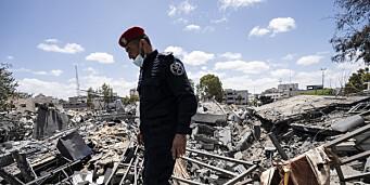 Nye israelske luftangrep mot Gazastripen