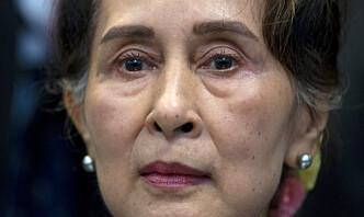 FNs hovedforsamling stemmer over Myanmar-resolusjon