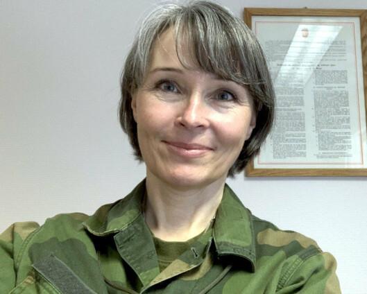 Marianne Døhl blir ny sjef for Luftkrigsskolen