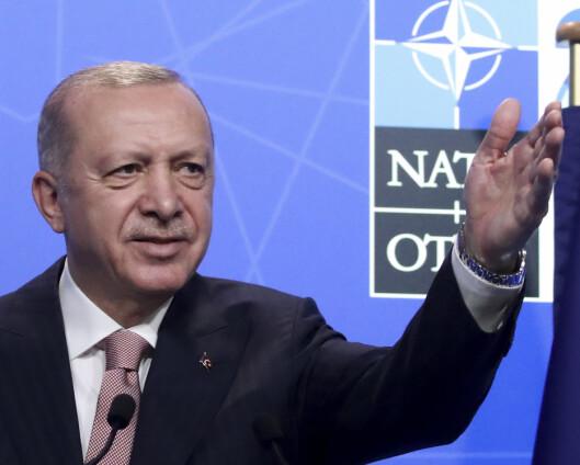 «Verbal våpenhvile» mellom Frankrike og Tyrkia