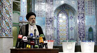 Israel: Valget i Iran bør uroe verden