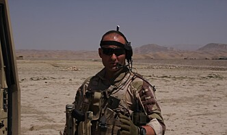 Kristian Simonsen blir Hærens nye sjefssersjant