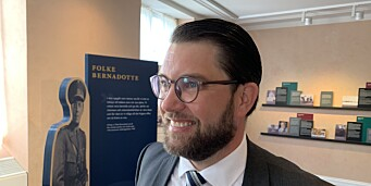 – En fordel for Sverige at forsvarsminister Hultqvist byttes ut