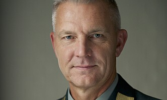 Generalmajor Odd-Harald Hagen blir ny forsvarsattaché i USA
