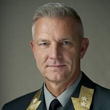 Odd-Harald Hagen blir ny forsvarsattaché i USA