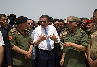 Leiesoldater kan velte Libyas vei mot fred