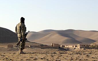 Voldsom Taliban-offensiv i tidligere «norsk» provins