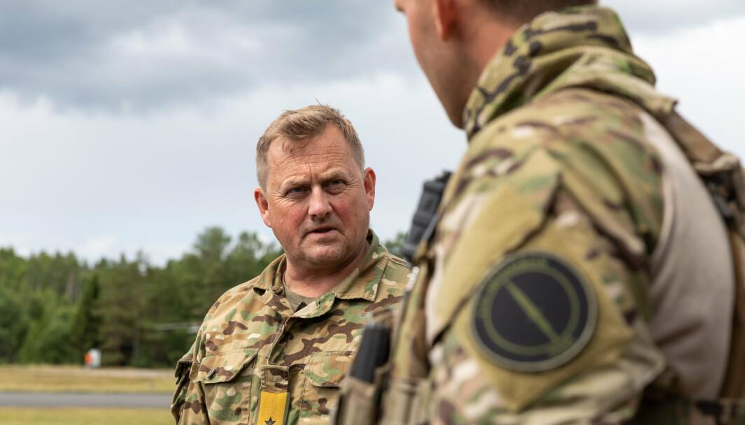 AVGJØRENDE: Nye helikoptre er avgjørende for å understøtte egne og fellesoperative operasjoner, skriver Torgeir Gråtrud (bildet).