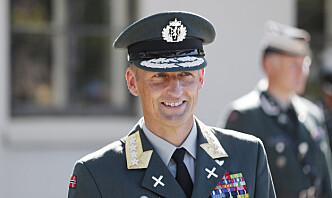 Kristoffersen blir første norske forsvarssjef i Pride-paraden