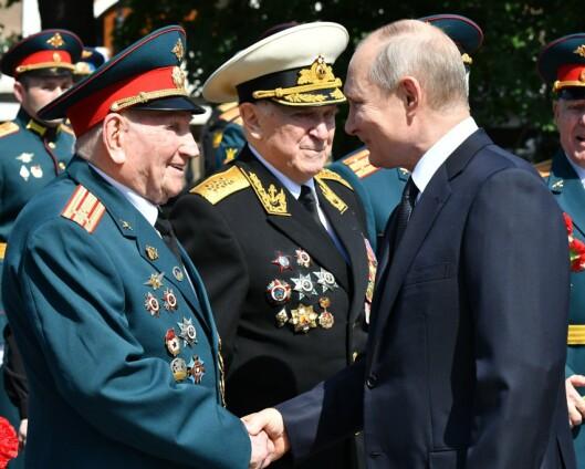 Tidligere sovjetstater minnes naziangrepet på Sovjetunionen