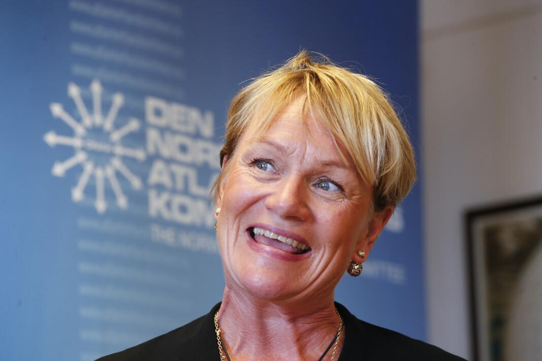 GENERALSEKRETÆR: Generalsekretr for Den norske Atlanterhavskomit Kate Hansen Bundt