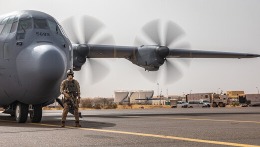 Viderefører rotasjonsordningen for transportfly i Mali ut 2022