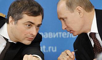 Putins propagandamester: –Jeg er stolt over gjenerobringen av Krim
