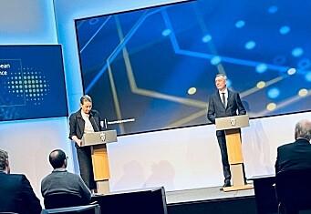 Norge blir del av det europeiske forsvarsfondet